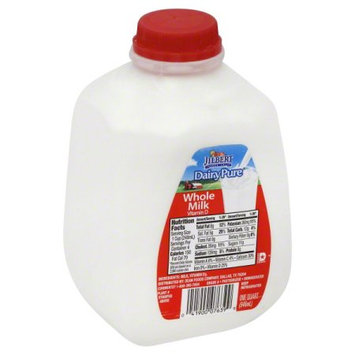 Jilbert Dairy Pure Whole Milk, 1 qt