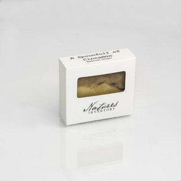 Aleko Nature's Inventory All Natural Spoonful Of Cinnamon Soap Bar