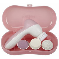Age Travel Facial and Body Cleansing Brush. Exfoliating Face & Body Brush