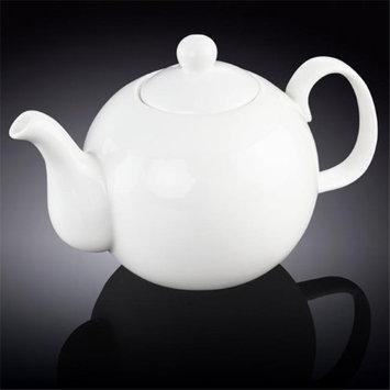 Wilmax 994045 2150 ml Tea Pot White - Pack of 12