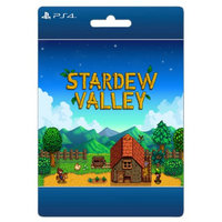 Incomm Sony Stardew Valley (email delivery)