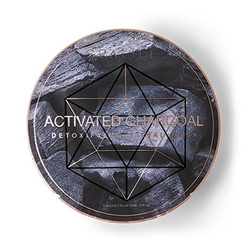 SpaLife Detoxifying Activated Charcoal Facial Mask 0.81oz , pack of 1