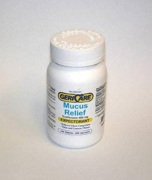 Cough Relief McKesson Brand 400 mg Strength Tablet