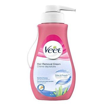 4 Pack VEET Hair Removal Gel Cream Sensitive Formula 13.50 oz Each