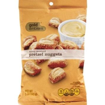Gold Emblem Pretzel Nuggets 5 OZ, Honey Mustard