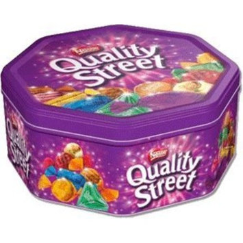 Nestle Quality Street 750g Tub of Assorted Wrapped Chocolates