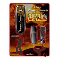KNG 630079 Pirates Of The Caribbean Trim Phone