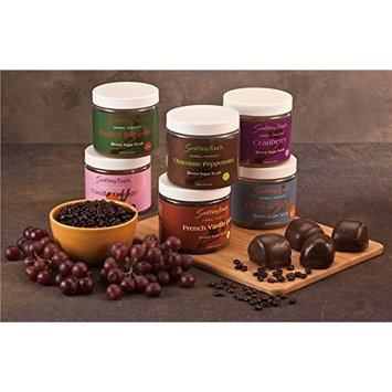 Soothing Touch Chocolate & Peppermint Brown Sugar Scrub 473 ml by Soothing Touch