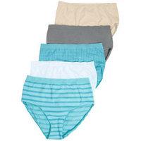 Secret Treasures 5PK Brief Panty