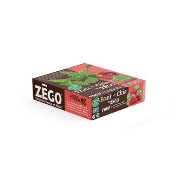 ZEGO Fruit+Chia Strawberry Bars (12 bars/box)