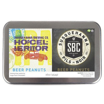 Sugar Plum Chocolates Susquehanna Brewing Company Nut Duo Gift Tin