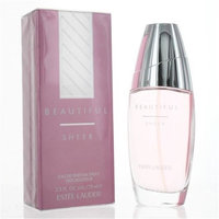 Estee Lauder WBEAUTIFULSHEER2.5P 2.5 oz Womens Beautiful Sheer Eau De Parfum Spray