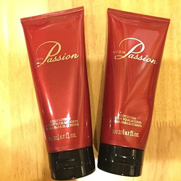 AVON PASSION BODY LOTION LOT OF 2