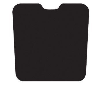 Cashel Western Cutback Neoprene Pad XL