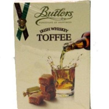 Butler's Irish Whiskey Toffees -- 200g