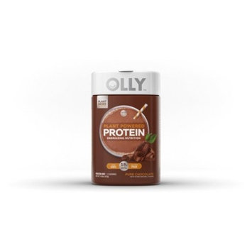 Olly Plant Powered Protein Mix - Chocolate - 14.8oz