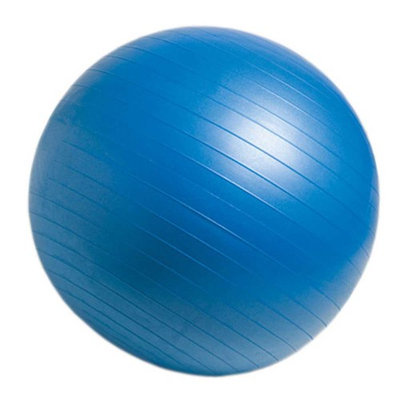 Cando Inflatable Exercise Balls for Balance & Core Strength-