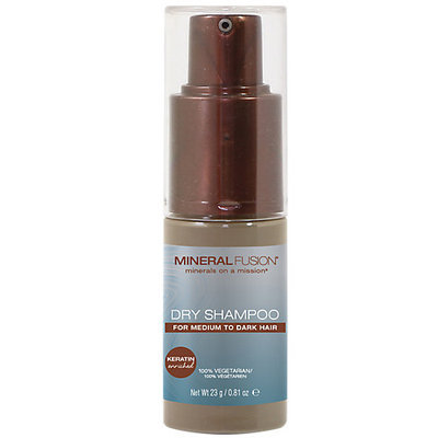 Mineral Fusion Natural Brands Dry Shampoo