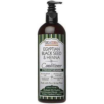 Shea Terra Organics Egyptian Black Seed Henna Conditioner