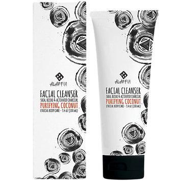 Alaffia Facial Cleanser Purifying Coconut