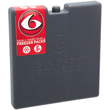 6-pk Fitness 6 Pack Fitness Hard Shell Freezer Pack - Small - Gray