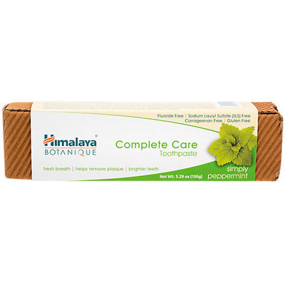 Toothpaste Complete Care Simply Peppermint Himalaya Herbals 200 grams Paste