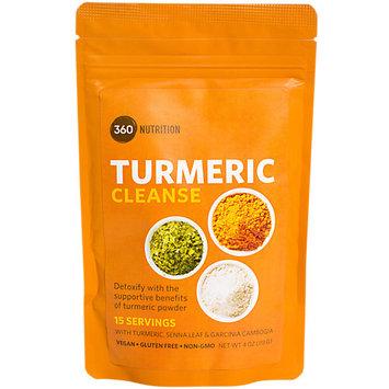 360 Nutrition Turmeric Cleanse
