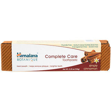 Toothpaste Complete Care Simply Cinnamon Himalaya Herbals 200 grams Paste