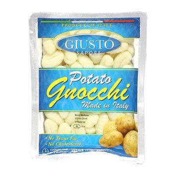 Giusto Sapore Italian Potato Gnocchi Pasta- 17.6oz - Premium Gourmet Brand - Imported from Italy and Family Owned [Potato]