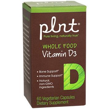 PLNT Wholefood Vitamin D3