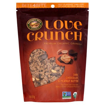 Natures Path Foods Inc Natures Path, Granola Love Cr Dk Chocolate Peanut, 11.5 Oz (Pack Of 6)