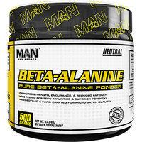 MAN Sports Beta-Alanine, 250 Servings