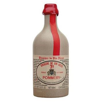 Pommery Aged Red Wine Vinegar in stone crock bottle 16 oz [Red Wine Vinegar]