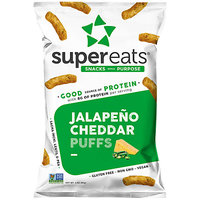 Supereats Jalapeno Cheddar Protein Puffs