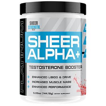 Sheer Strength Sheer Alpha