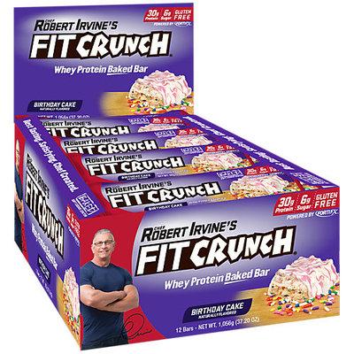 Chef Robert Irvine Fortifx Fit Crunch Bars Fit Crunch Bar