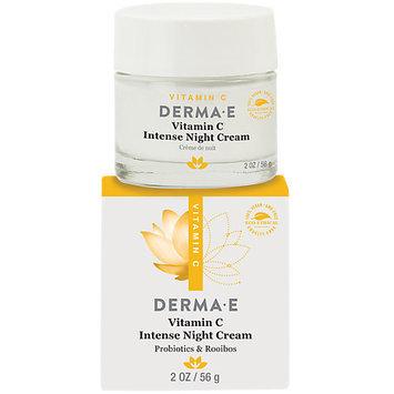 Derma E Vitamin C Intense Night Cream Derma-E 2 oz Liquid