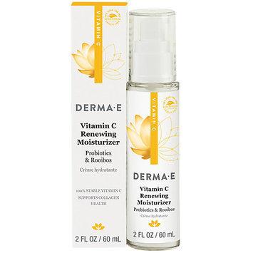 Derma E Vitamin C Renewing Moisturizer Derma-E 2 oz Liquid