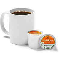 AmazonFresh 80 Ct. Coffee K-Cups, Decaf Colombia Medium Roast, Keurig Brewer Compatible [Decaf]