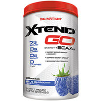 Scivation Xtend GO - 30 Servings Blue Raspberry
