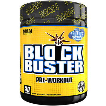 M.a.n. Sports Products Blockbuster
