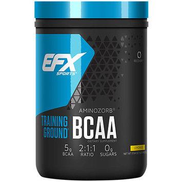 EFX Sports Training Ground BCAA, Lemonade, 71 Servings