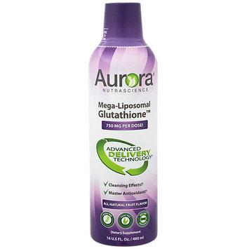 Aurora Nutrascience Mega-Liposomal Glutathione - 750 mg Vida Lifescience 16 oz Liquid