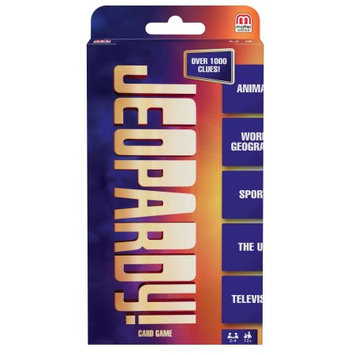 Mattel Jeopardy Card Game, Card Games