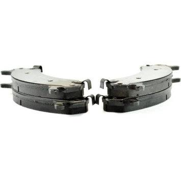 Centric Brake Pad Set, #105-10890