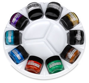 Speedball Art Products 456006 Speedball Super Pigmented Acrylic Ink 2 Ounces-Gold