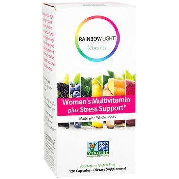 Women's Multivitamin Plus Stress Support, 120 Vegetarian Capsules, Rainbow Light