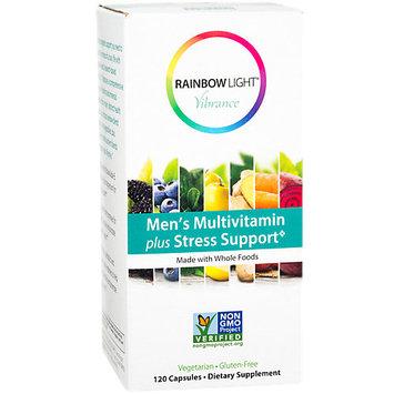 Men's Multivitamin Plus Stress Support, 120 Vegetarian Capsules, Rainbow Light