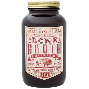 Epic Bar Bison Apple Cider Bone Broth