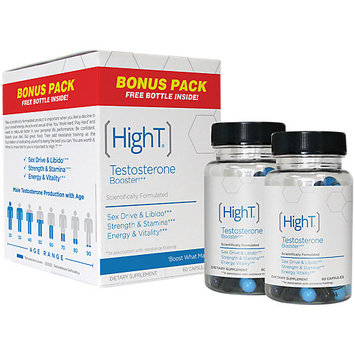 High T All Natural Testosterone Booster